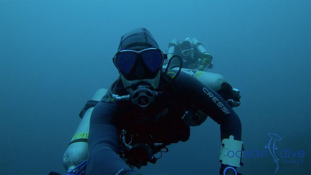 Technical diving courses with Ocean Dive League